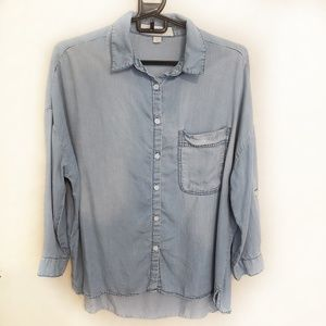 Thread&Supply Chambray Button Down Shirt